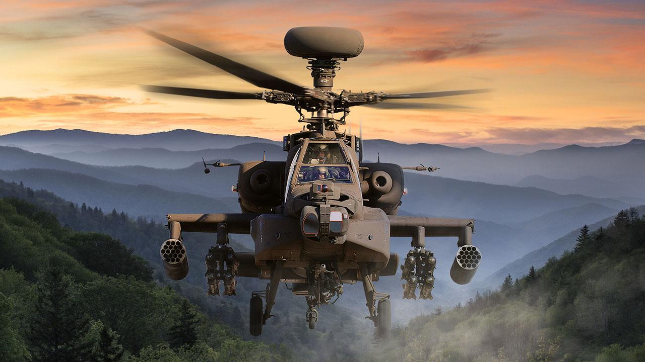 2021: un año de helicópteros